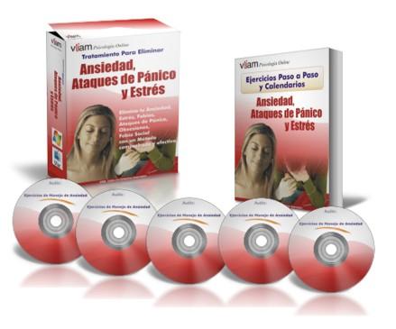Tratamiento Contra Ansiedad y Ataques de Pánico